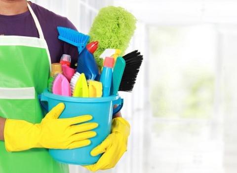 نظافت خانه با تمیز کننده های طبیعی