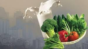 تغذیه مناسب در زمان آلودگی هوا