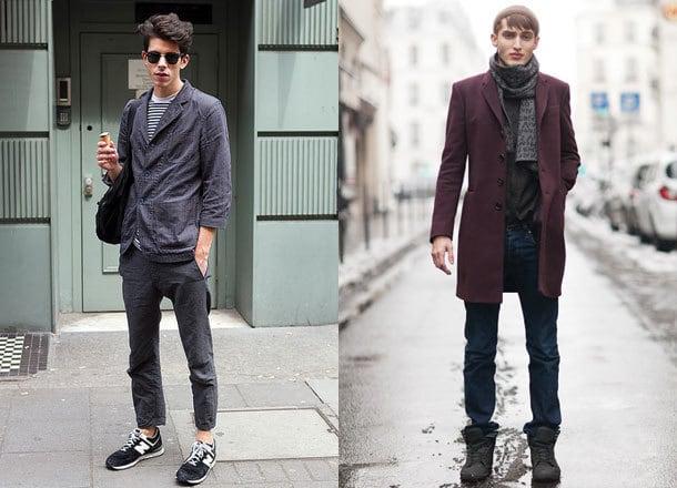 نکاتی برای لباس پوشیدن آقایان لاغر اندام