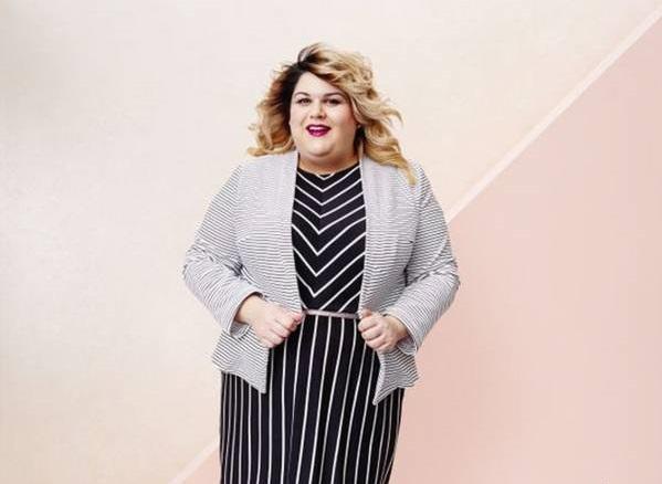 اصول لباس پوشیدن برای خانم های چاق