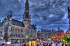 شهری افسانه ای در قلب بروکسل گراند پلاس بلژیک