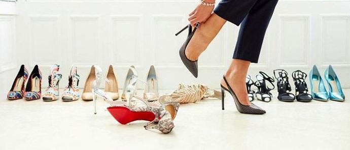 کفش های زنانه مد بهار۲۰۱۹