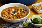 سوپ بادام زمینی، یک پیش غذای مراکشی!