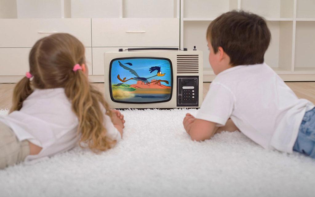کودکان و تماشای تلویزیون…