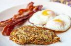 طرز تهیه هش براون، صبحانه آمریکایی!