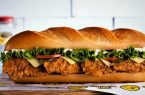 ساندویچ مرغ مکزیکی، راحت و خوشمزه!