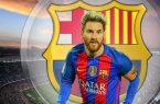 برد سخت بارسلونا،در شب رکورد شکنی مسی!