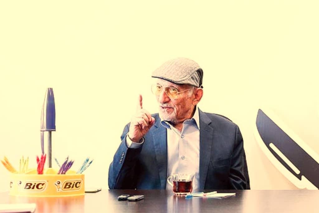 زندگی نامه  پدر خودکار ایران