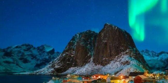 زیبایی های نروژ!