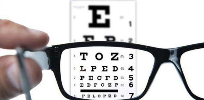 تاری دید چشم و علل آن!