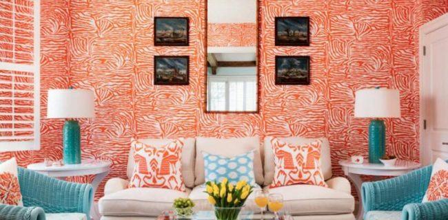 میهمانی رنگ ها در خانه شما!