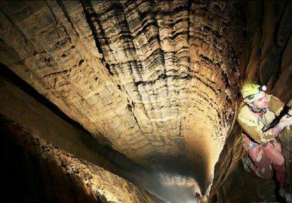 پرآو، خطرناک ترین غار ایران!