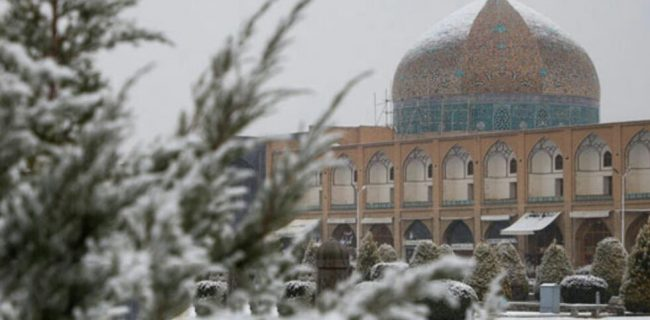 چرا برف روی گنبد شیخ لطف الله ننشست؟