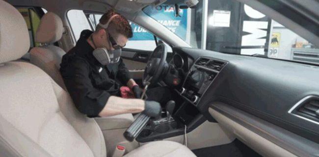 چگونه داخل کابین خودرو را ضدعفونی کنیم؟