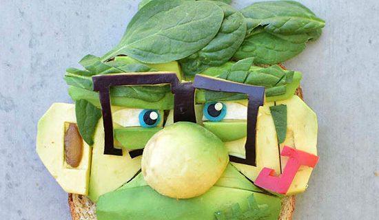ایدههایی برای تزیین غذای کودک!
