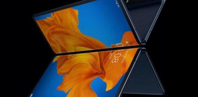 گوشی هواوی میت Xs معرفی شد!