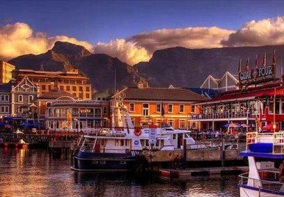جاذبه های شگفت انگیز آفریقای جنوبی!
