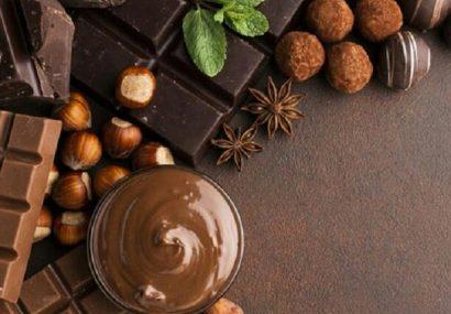 فواید و مضرات شکلات!