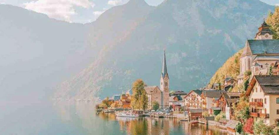 مناطق دیدنی کشور اتریش!