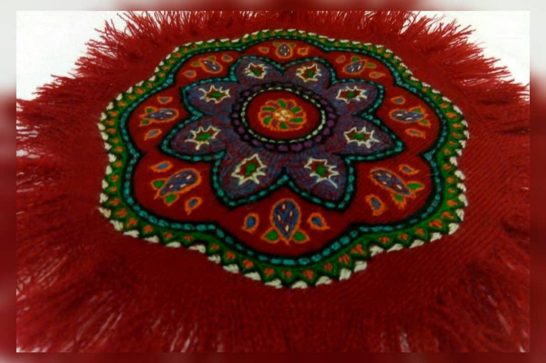 پته دوزی هنر اصیل ایرانی
