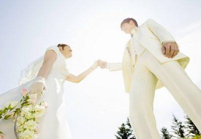 چگونه از هزینه های عروسی کم کنیم؟