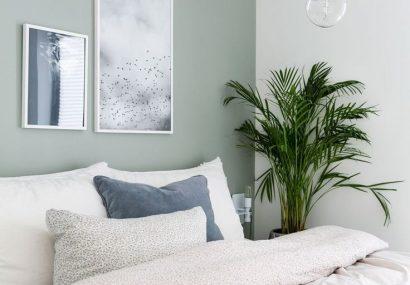 بهترین رنگ اتاق خواب بر اساس روانشناسی رنگ ها