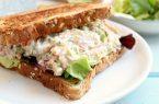 طرز تهیه ساندویچ خوشمزه با تن ماهی