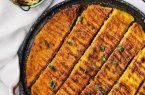 طرز تهیه کباب تابه ای با مرغ